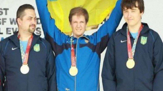 Львів'яни вибороли золото на чемпіонаті світу з кульової стрільби