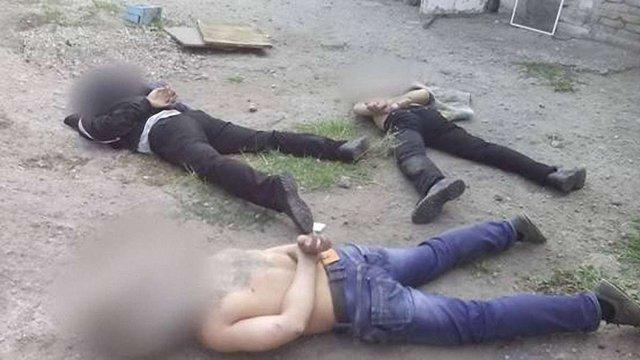 СБУ знешкодила групу диверсантів, які хотіли проникнути до Маріуполя і вчинити теракти