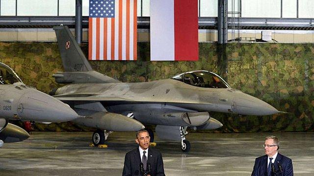 Польща придбає у США озброєння на пів мільярда доларів, - Пентагон