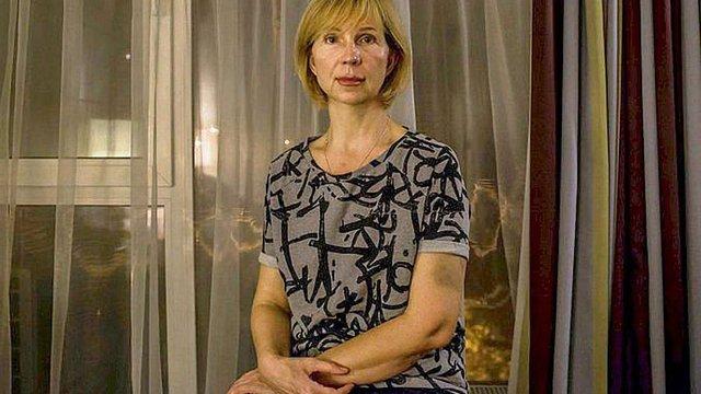 Ірина Довгань, яку катували в Донецьку, балотується у мажоритарному окрузі Слов'янська