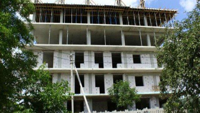 Незаконне будівництво на Личаківській продовжується