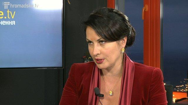 СБУ відкрила справу проти Оксани Калетник за підозрою у сепаратизмі