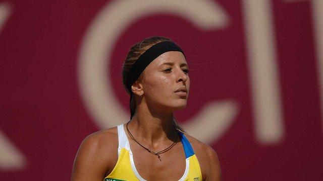 Українська тенісистка перейшла під прапор Росії