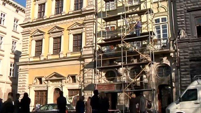У Львові на площі Ринок встановлять копію скульптури «Глорія»