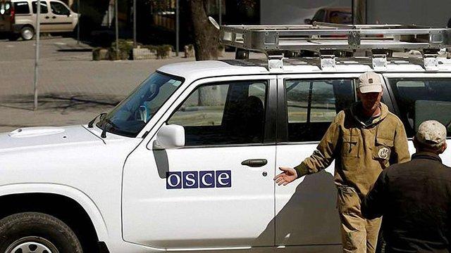 Голова Донецької ОДА незадоволений роботою ОБСЄ на Донбасі