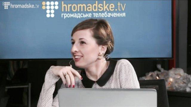 Канал НТВ cпробував замовити сюжет у журналістки Громадського Насті Станко