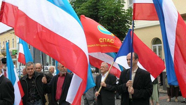 Російські націоналісти планують 4 листопада провести в Києві «Слов'янський марш»