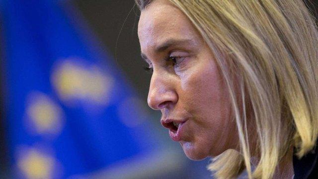 ЄС не визнає псевдовибори на Донбасі, - Могеріні