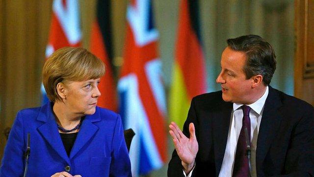 Ангела Меркель не відкидає виходу Великобританії з ЄС, - Spiegel