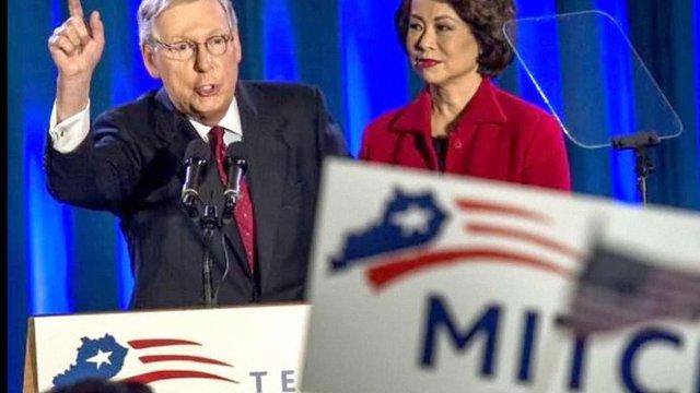 Республіканці отримали більшість у сенаті США