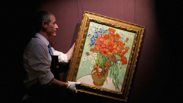 Натюрморт Ван Гога продали за 61,8 млн доларів