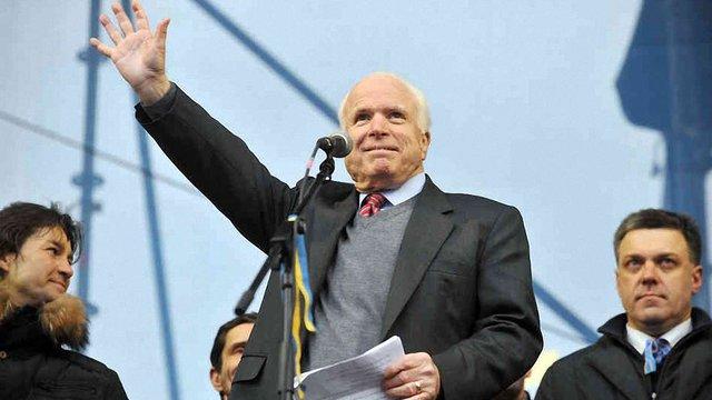 Республіканець Джон Маккейн скоріш за все очолить військовий комітет Сенату США