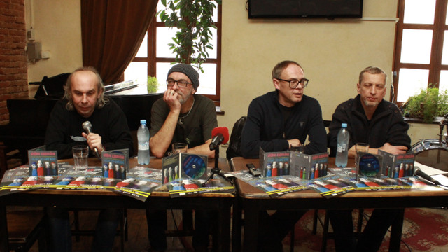 «Брати Гадюкіни» зі Львова розпочнуть всеукраїнський тур