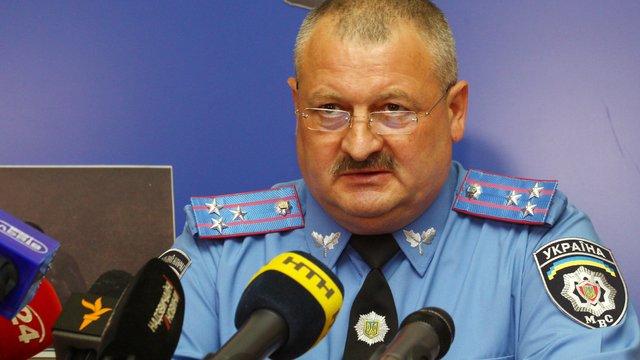Начальника міліції Львівщини звинуватили у сприянні втечі «беркутівця»
