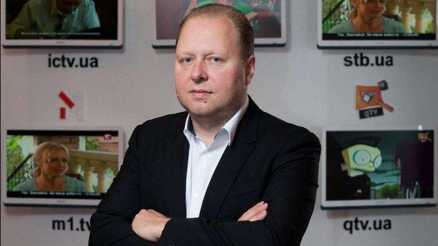 Андрій Партика продюсує комедійний серіал за американським форматом