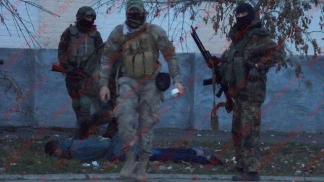 Під ОВК №79 у Запорізькій області невідомі відкрили автоматну стрілянину