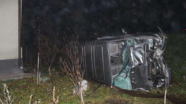 На Львівщині п'яний водій збив на смерть трьох підлітків