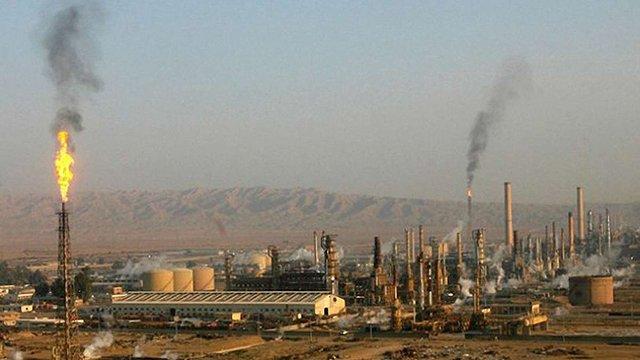 Іракська армія повернула контроль над найбільшим в країні НПЗ