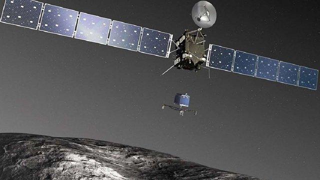 Космічний модуль «Філи» здійснив історичну посадку на комету