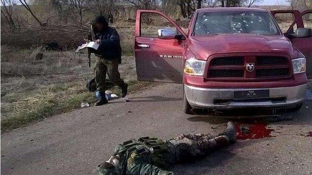 Донбаські партизани ліквідували високопоставленого терориста на Луганщині