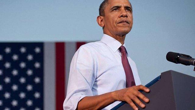 Обама назвав агресію Росії в Україні загрозою усьому світові (відео)