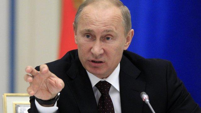 """Путін пригрозив """"завалити"""" Україну і сказав, що у лідерів США та ЄС щось не так з мізками"""