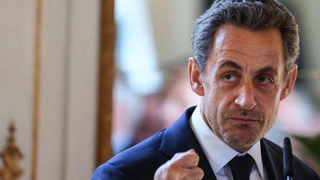 Саркозі незадоволений тим, що Франція зупинила поставку «Містралів» до Росії