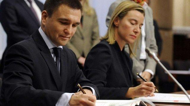 Могеріні приїде до Києва відразу після формування нового уряду