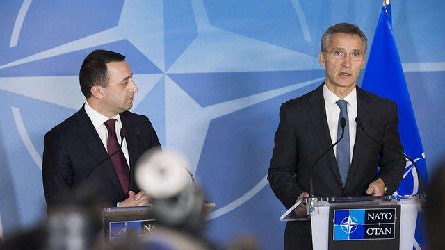 НАТО відкриє в Грузії навчальний центр