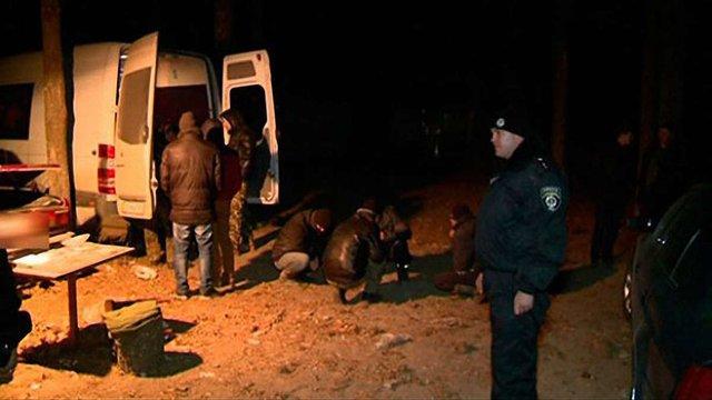 На Житомирщині  у нелегальних копачів вилучили 200 кг бурштину і ₴150 тис.