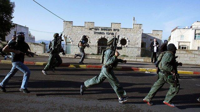 В Єрусалимі скоєно напад на синагогу