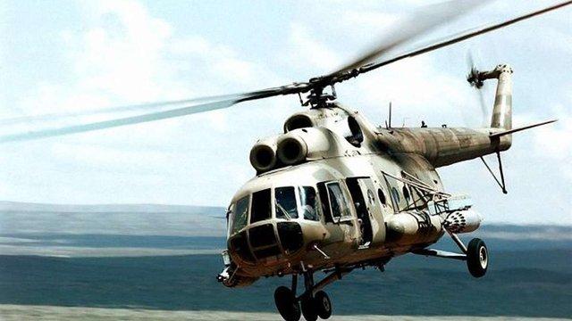 «Мотор Січ» продовжує постачати двигуни для російських військових вертольотів