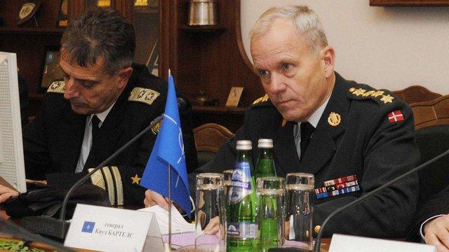 До Києва прибула делегація НАТО для зустрічей з керівництвом РНБО, Міноборони та Генштабу