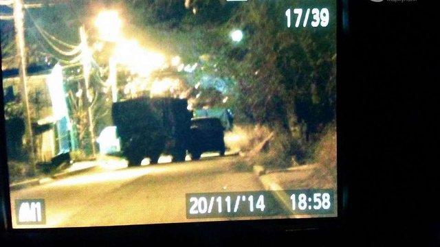 У Маріуполі підірвали військовий автомобіль