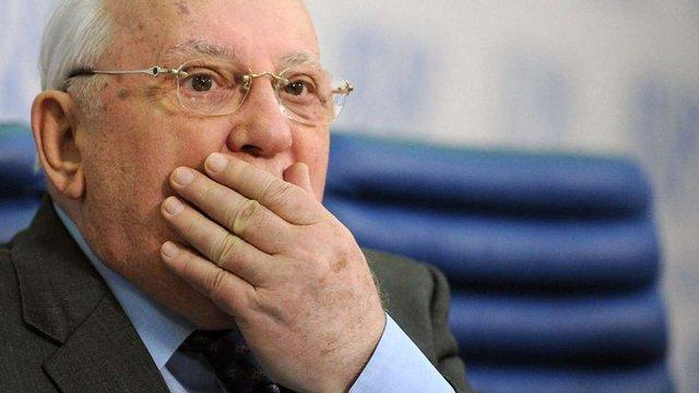 Путін починає вважати себе «заступником Бога», – Горбачов
