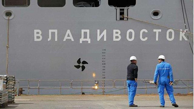Стала відомою нова дата передачі першого корабля «Містраль» Росії