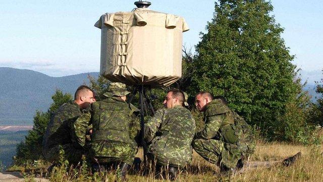 Америка передала Україні три протимінометні радари