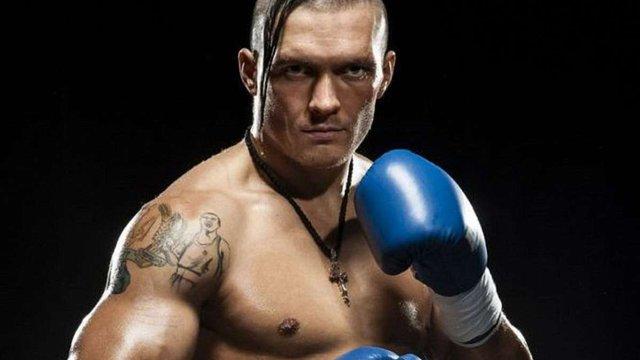 Боксер із Південної Африки спробує відібрати титул в Олександра Усика