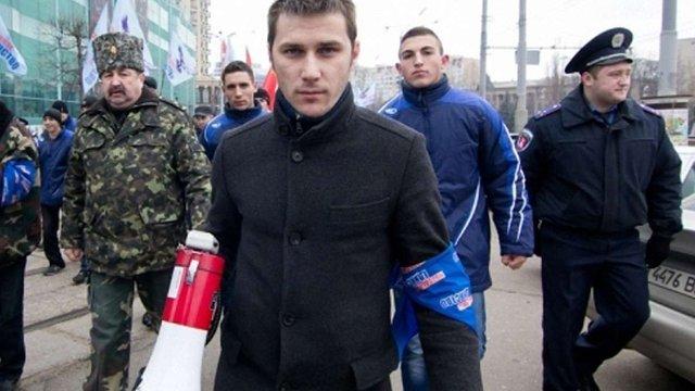 Ватажок-втікач одеських сепаратистів погрожує з Росії прокурорам і суддям