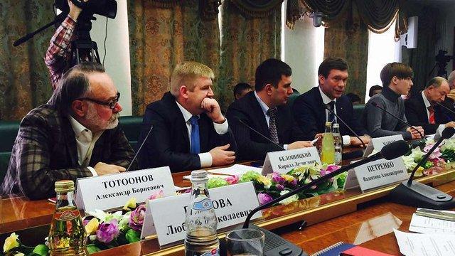 Олег Царьов набирає «експертів» для розвитку проекту «Новоросії»