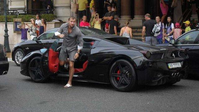 Депутат Радикальної партії зізнався, що влітку гасав на Ferrari по Монте-Карло
