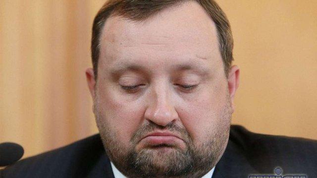 Печерський суд і ГПУ повернули Арбузову 8 банківських рахунків