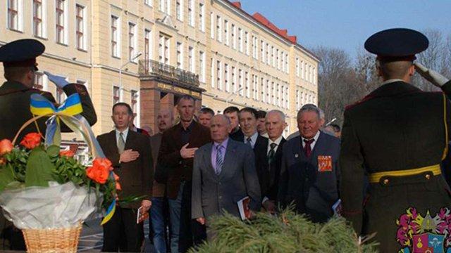 Академія сухопутних військ відсвяткувала 75-річчя