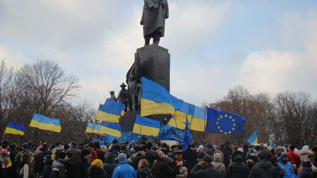 Харківські євромайданівці написали ультимативного листа президентові