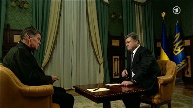 Порошенко спростував інформацію ЗМІ про погрози Путіна