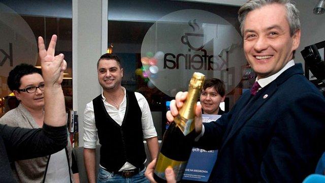 Вперше у Польщі мером міста обрано відкритого гея