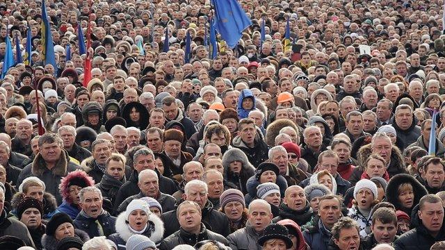 Фільм Сергія Лозниці «Майдан» офіційно викладений в мережу