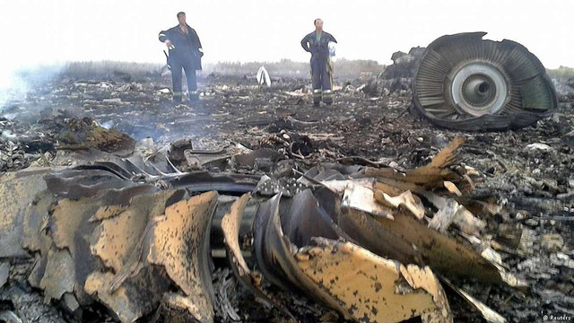Громадянка ФРН намагається відсудити в України 1 млн доларів за катастрофу рейсу MH-17