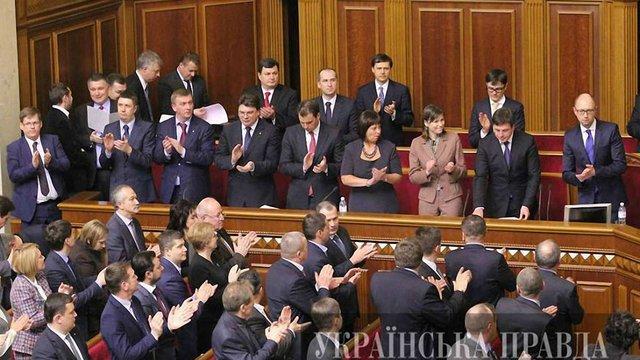 В Україні сформовано новий уряд