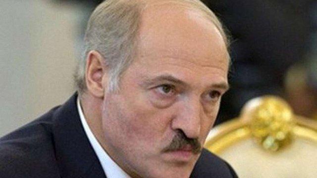 Лукашенко заявив, що Росія порушила всі домовленості у Митному союзі